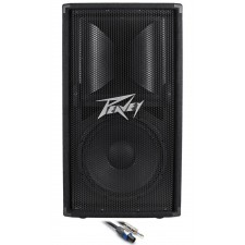 """Peavey PV112 12"""" Inch Passive PA Speaker Monitor +FREE Speaker Cable"""
