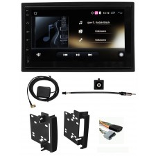 2007-2011 Dodge Nitro Car Navigation/Bluetooth/Wifi/Android Receiver