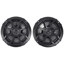 "Pair KICKER 43CSC654 CSC65 6.5"" 6-1/2"" 600w 4-Ohm Car Audio Coaxial Speakers"