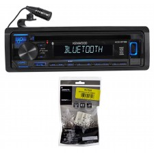 CD Radio Receiver w/Bluetooth iPod/iPhone/ For 2002-2007 Mitsubishi Lancer