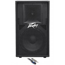 """Peavey PV115 15"""" Inch Passive PA Speaker Monitor +FREE Speaker Cable"""