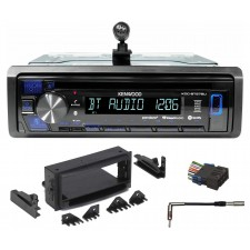 Kenwood CD Radio Receiver w/Bluetooth iPhone/Android/ For 2002 Cadillac Escalade