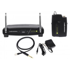 Audio Technica ATW-901/G System 9 VHF Wireless Guitar/Bass/Instrument System