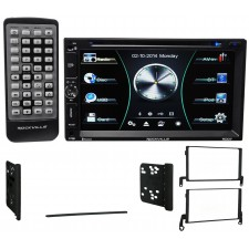 1999-2002 Ford Expedition Car DVD/iPhone/Bluetooth/USB/Pandora Receiver Stereo