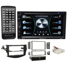 2006-2012 Toyota Rav4 DVD/iPhone/Pandora/Spotify/Bluetooth/USB Player Receiver