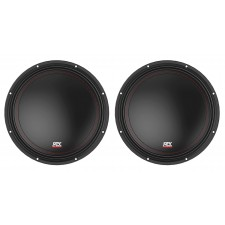 "(2) MTX 3510-02 10"" 1000 Watt Peak SVC 2-ohm Car Audio Subwoofers Subs"