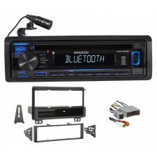 Kenwood CD Radio Receiver w/Bluetooth iPod/iPhone/ For 2004-05 Lincoln Aviator