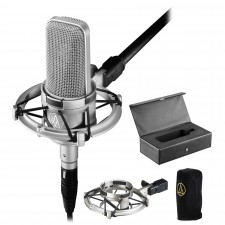 Audio Technica AT4047/SV Cardoid Condenser Mic AT-4047 AT4047SV