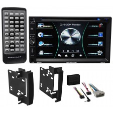 2008-2010 Dodge Charger Car DVD/iPhone/Bluetooth/USB Pandora Receiver Stereo