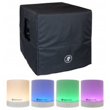 Mackie SRM1850 Cover -Protective Dust Cover & Travel Sleeve For SRM-1850+Speaker