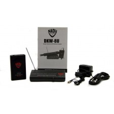 Nady DKW-8U LT Wireless UHF Lavaliere/Clip-On Microphone System