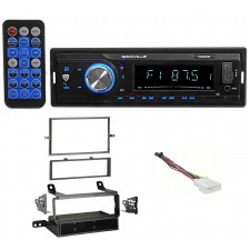 Digital Media Bluetooth FM/MP3 USB/SD Receiver For 2012-2015 Nissan Frontier S