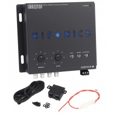 Hifonics BXIPRO1.0 Digital Bass Equalizer Sub Enhancement Processor