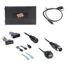 Metra BT-HD01 2006-2013 Harley Davidson Add Bluetooth To Factory Radio Kit