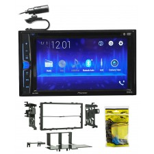 "9900 Honda Civic 7"" In-Dash Pioneer DVD/CD Bluetooth Receiver iPhone/Android/USB"