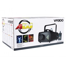 American DJ VF1300 Watt Portable Fog Machine With Wired Remote Control
