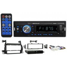 2002-2004 Nissan Altima 1Din Digital Media Bluetooth AM/FM/MP3/USB/SD Receiver