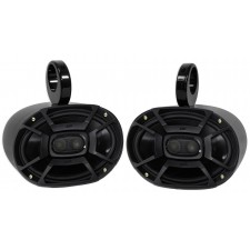 "Pair Polk Audio DB692 6X9"" 450 Watt Marine Boat Wakeboard Tower Speakers"