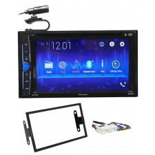 Pioneer DVD/CD Bluetooth Receiver iPhone/Android/USB For 1997-2000 INFINITI QX4