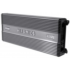 HIFONICS Colossus 35th Aniv 3400w RMS Competition Mono Car Amplifier + Amp Kit