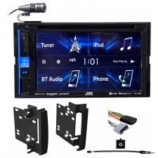2007-2010 Chrysler Sebring JVC DVD Player Monitor w/Bluetooth/USB/iPhone/Android