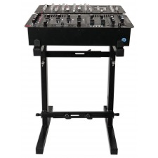 Rockville Portable Adjustable Mixer Stand For Mackie PROFX8v2 Mixer