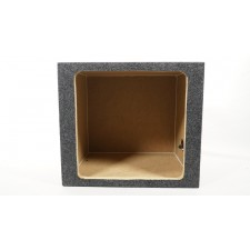 "15"" Subwoofer Enclosure Box For Kicker Square L7 Solo Baric Sub S15L7 11S15L74"