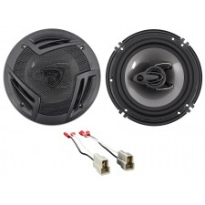 "Rockville Rear Door 6.5"" Speaker Replacement Kit For 2000-2004 Subaru Outback"