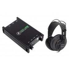 Mackie MDB-USB Stereo USB Direct Box DI Box For PC + Headphones