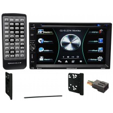 2000-2010 Ford F-650/750 Car DVD/iPhone/Pandora Bluetooth/USB Receiver Stereo