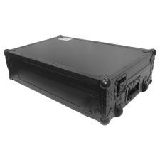 ProX XS-DDJ1000WBL Blk Flight Case Pioneer DDJ-1000 DJ Controller+Mackie Earbuds