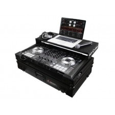 Odyssey FZGSPIDDJSX-BL Flight Zone Black Label Travel Case Pioneer DDJ-SX S1 T1