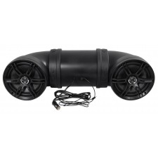 "Soundstorm BTB8 Bluetooth Dual 8"" 700 Watt ATV/UTV Marine Powered Speaker System"