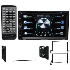 2004 Ford F-150 Heritage Car DVD/iPhone/Bluetooth/USB/Pandora Receiver Stereo