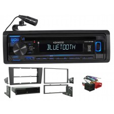 Kenwood CD Radio Receiver w/Bluetooth iPod/iPhone/ For 2000-2001 Audi A4/S4