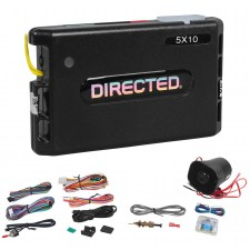 Directed 5X10 Digital Remote Start With Factory OEM Car Remote+Security System