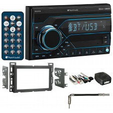 2007-2009 Saturn SKY Digital Media Bluetooth Receiver w/ USB/AUX+Remote