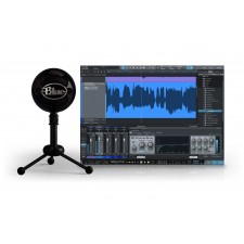 Blue Snowball Studio Gaming Twitch Microphone Streaming Recording Game Mic
