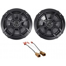 """Kicker CS Rear Deck 6.5"""" Speaker Replacement Kit For 2013 Nissan Altima Coupe"""