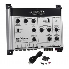 Boss BX55 2/3Way Car audio Electronic Crossover + Remote Bass Knob