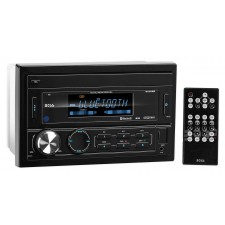 Boss Audio 812UAB 2-Din Car Digital Media AM/FM Receiver w/ Bluetooth USB/SD/AUX