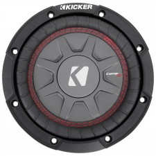 "Kicker 43CWRT672 COMPRT67 6 3/4"" 300W 2Ohm DVC Car Stereo Subwoofer Sub CWRT67-2"
