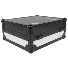 Odyssey FFX2LBM1200BL Flight FX Series DJ Turntable Case w/ Front+Left LED Panel