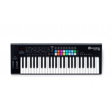 Novation LAUNCHKEY-49-MK2 49-Key USB MIDI Ableton Live Lite Keyboard Controller