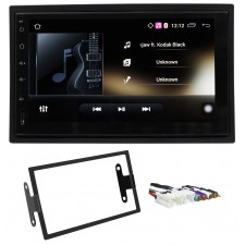 Navigation/Bluetooth/Wifi/Android Receiver For 2000-2003 Nissan Maxima