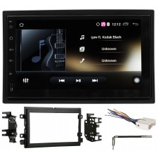 2007 Ford Mustang Car Navigation/Bluetooth/Wifi/Android Receiver