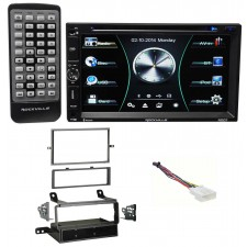 DVD/iPhone/Spotify/Bluetooth Receiver For 2012-2015 Nissan Frontier S