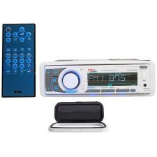 Boss MR752UAB Marine CD/MP3/USB/SD/Radio Player Receiver+Bluetooth+Remote+Guard