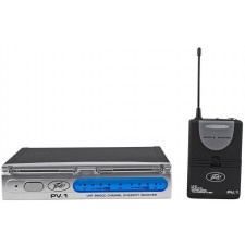 Peavey PV-1 U1 BG 921.30MHZ UHF Wireless Electric Guitar Pack System
