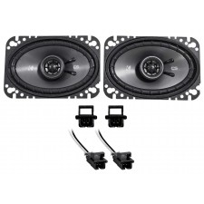 1997-2003 Chevrolet Chevy Malibu Kicker Front Factory Speaker Replacement Kit